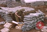 Image of United States Marines Vietnam Khe Sanh, 1968, second 13 stock footage video 65675022560