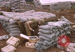 Image of United States Marines Vietnam Khe Sanh, 1968, second 14 stock footage video 65675022560