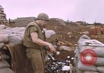 Image of United States Marines Vietnam Khe Sanh, 1968, second 20 stock footage video 65675022560