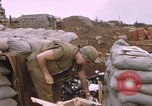 Image of United States Marines Vietnam Khe Sanh, 1968, second 21 stock footage video 65675022560
