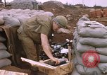 Image of United States Marines Vietnam Khe Sanh, 1968, second 22 stock footage video 65675022560
