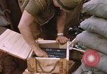 Image of United States Marines Vietnam Khe Sanh, 1968, second 23 stock footage video 65675022560
