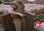 Image of United States Marines Vietnam Khe Sanh, 1968, second 26 stock footage video 65675022560