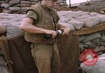 Image of United States Marines Vietnam Khe Sanh, 1968, second 27 stock footage video 65675022560