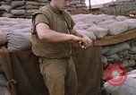 Image of United States Marines Vietnam Khe Sanh, 1968, second 28 stock footage video 65675022560