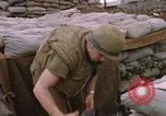 Image of United States Marines Vietnam Khe Sanh, 1968, second 31 stock footage video 65675022560