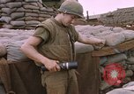 Image of United States Marines Vietnam Khe Sanh, 1968, second 33 stock footage video 65675022560