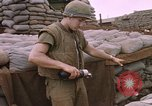 Image of United States Marines Vietnam Khe Sanh, 1968, second 34 stock footage video 65675022560