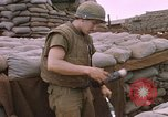 Image of United States Marines Vietnam Khe Sanh, 1968, second 35 stock footage video 65675022560