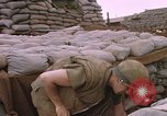 Image of United States Marines Vietnam Khe Sanh, 1968, second 36 stock footage video 65675022560