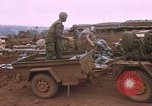 Image of United States Marines Vietnam Khe Sanh, 1968, second 41 stock footage video 65675022560