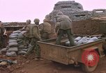 Image of United States Marines Vietnam Khe Sanh, 1968, second 49 stock footage video 65675022560
