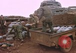Image of United States Marines Vietnam Khe Sanh, 1968, second 51 stock footage video 65675022560