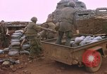 Image of United States Marines Vietnam Khe Sanh, 1968, second 56 stock footage video 65675022560
