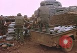 Image of United States Marines Vietnam Khe Sanh, 1968, second 57 stock footage video 65675022560