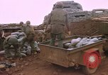 Image of United States Marines Vietnam Khe Sanh, 1968, second 60 stock footage video 65675022560