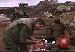 Image of United States Marine Vietnam Khe Sanh, 1968, second 22 stock footage video 65675022562