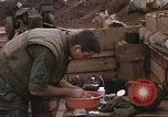 Image of United States Marine Vietnam Khe Sanh, 1968, second 29 stock footage video 65675022562