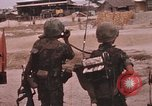 Image of Viet Cong attacks Saigon Vietnam, 1968, second 13 stock footage video 65675022566