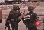 Image of Viet Cong attacks Saigon Vietnam, 1968, second 14 stock footage video 65675022566