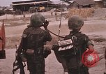 Image of Viet Cong attacks Saigon Vietnam, 1968, second 16 stock footage video 65675022566
