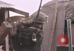 Image of Viet Cong attacks Saigon Vietnam, 1968, second 59 stock footage video 65675022566