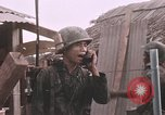 Image of Viet Cong attacks Saigon Vietnam, 1968, second 62 stock footage video 65675022566