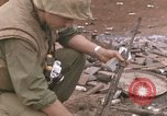 Image of United States Marines Vietnam Khe Sanh, 1968, second 45 stock footage video 65675022574