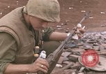 Image of United States Marines Vietnam Khe Sanh, 1968, second 46 stock footage video 65675022574