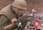 Image of United States Marines Vietnam Khe Sanh, 1968, second 47 stock footage video 65675022574