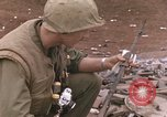 Image of United States Marines Vietnam Khe Sanh, 1968, second 49 stock footage video 65675022574