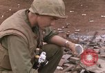 Image of United States Marines Vietnam Khe Sanh, 1968, second 51 stock footage video 65675022574