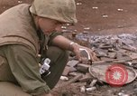 Image of United States Marines Vietnam Khe Sanh, 1968, second 52 stock footage video 65675022574