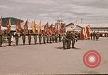 Image of Change of command Nha Trang Vietnam, 1968, second 11 stock footage video 65675022584