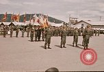 Image of Change of command Nha Trang Vietnam, 1968, second 17 stock footage video 65675022584