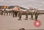 Image of Change of command Nha Trang Vietnam, 1968, second 18 stock footage video 65675022584