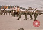 Image of Change of command Nha Trang Vietnam, 1968, second 20 stock footage video 65675022584