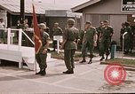 Image of Change of command Nha Trang Vietnam, 1968, second 41 stock footage video 65675022584