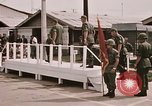 Image of Change of command Nha Trang Vietnam, 1968, second 46 stock footage video 65675022584