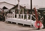 Image of Change of command Nha Trang Vietnam, 1968, second 47 stock footage video 65675022584