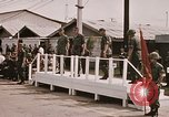 Image of Change of command Nha Trang Vietnam, 1968, second 49 stock footage video 65675022584