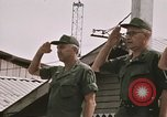 Image of Change of command Nha Trang Vietnam, 1968, second 56 stock footage video 65675022584