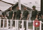 Image of Change of command Nha Trang Vietnam, 1968, second 62 stock footage video 65675022584