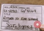 Image of Uniter States Marines Corps Khe Sanh Vietnam, 1968, second 3 stock footage video 65675022602