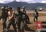 Image of Uniter States Marines Corps Khe Sanh Vietnam, 1968, second 11 stock footage video 65675022602