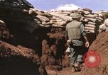 Image of Uniter States Marines Corps Khe Sanh Vietnam, 1968, second 32 stock footage video 65675022602