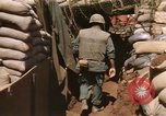 Image of Uniter States Marines Corps Khe Sanh Vietnam, 1968, second 40 stock footage video 65675022602