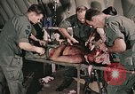 Image of wounded United States soldier Vietnam, 1969, second 28 stock footage video 65675022608