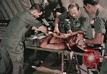 Image of wounded United States soldier Vietnam, 1969, second 35 stock footage video 65675022608