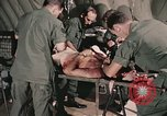 Image of wounded United States soldier Vietnam, 1969, second 49 stock footage video 65675022608